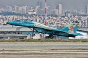 3-6305 - Iran - Islamic Republic Air Force Mikoyan-Gurevich MiG-29UB aircraft
