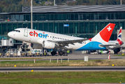 HB-JOJ - Chair Airlines Airbus A319 aircraft