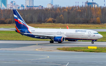 VP-BZB - Aeroflot Boeing 737-800