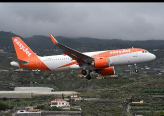 G-UZHT - easyJet Airbus A320 NEO