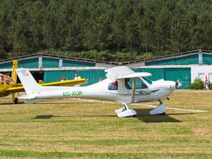 EC-XQK - Private Jabiru SK