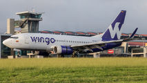 HP-1377CMP - Wingo Boeing 737-700 aircraft