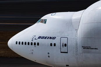 - - Boeing Company Boeing 747-400LCF Dreamlifter