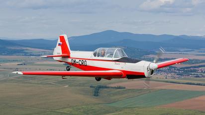 OM-CRO - Slovensky Narodny Aeroklub Zlín Aircraft Z-526F