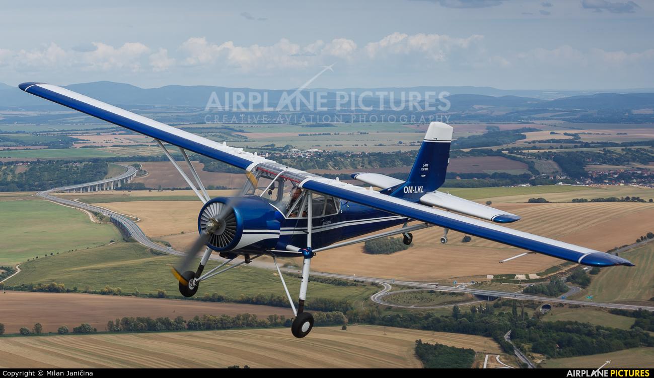 Aeroklub Nitra OM-LKL aircraft at In Flight - Slovakia