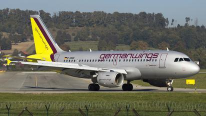 D-AKNK - Germanwings Airbus A319