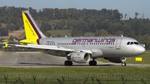 D-AKNK - Germanwings Airbus A319 aircraft