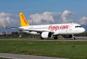 TC-NCG - Pegasus Airbus A320 NEO aircraft