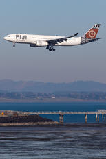 DQ-FJT - Fiji Airways Airbus A330-200