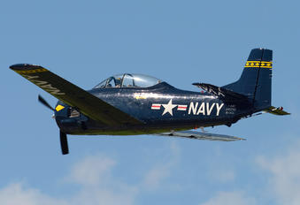 C-GKOL - Private North American T-28C Trojan