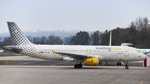 EC-LQZ - Vueling Airlines Airbus A320 aircraft