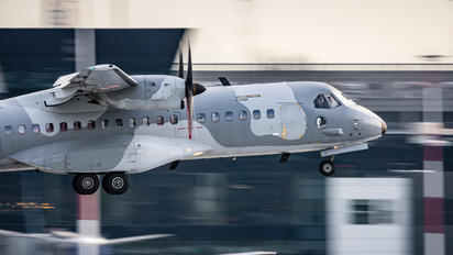 021 - Poland - Air Force Casa C-295M