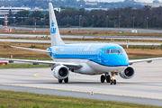PH-EXX - KLM Cityhopper Embraer 170-200 STD aircraft