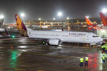 VT-TGD - Vistara Boeing 737-800