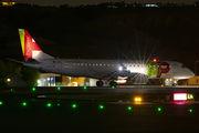 CS-TPT - TAP Express Embraer ERJ-190 (190-100) aircraft