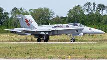 164212 - USA - Marine Corps McDonnell Douglas F-18C Hornet aircraft