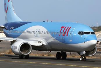 OO-TNC - TUI Airlines Belgium Boeing 737-300F