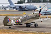 NX940AK - Private Curtiss P-40E Warhawk aircraft