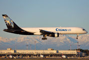 EC-FTR - Cygnus Air Boeing 757-200 aircraft
