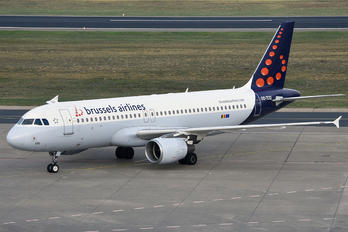 OO-TCQ - Brussels Airlines Airbus A320