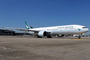 B-KPP - Cathay Pacific Boeing 777-300ER aircraft