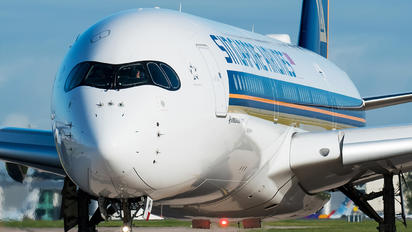 9V-SMP - Singapore Airlines Airbus A350-900