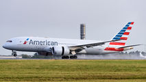 NN816AA - American Airlines Boeing 787-8 Dreamliner aircraft
