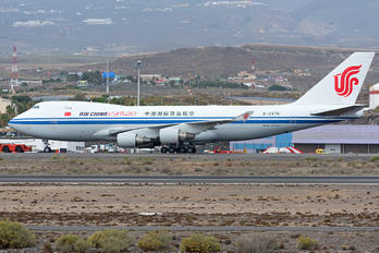 B-2476 - Air China Cargo Boeing 747-400F, ERF