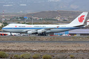 B-2476 - Air China Cargo Boeing 747-400F, ERF aircraft