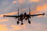 20 - Russia - Air Force Sukhoi Su-34 aircraft