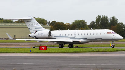 9H-AMN - Private Bombardier BD-700 Global 5000