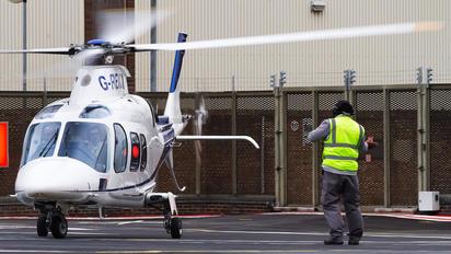 G-REXC - Castle Air Agusta Westland AW109 S