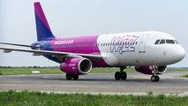 HA-LWI - Wizz Air Airbus A320 aircraft