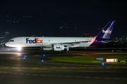 N934FD - FedEx Federal Express Boeing 757-200F aircraft