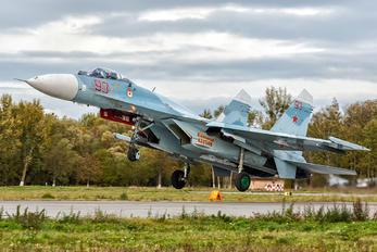 RF-33749 - Russia - Navy Sukhoi Su-27P