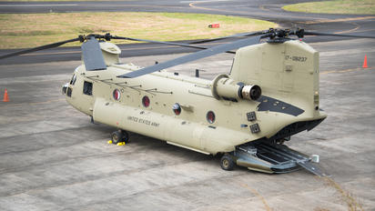 17-08237 - USA - Air Force Boeing CH-47F Chinook