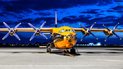 UR-CKM - Cavok Air Antonov An-12 (all models)