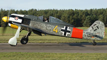 D-FWAA - Private Focke-Wulf Fw.190 aircraft