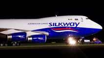4K-SW008 - Silk Way Airlines Boeing 747-400F, ERF aircraft