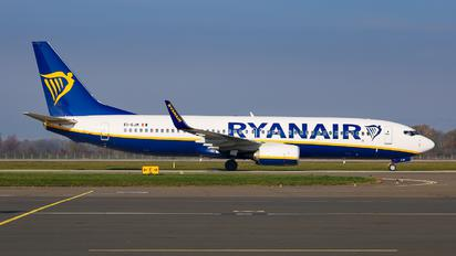 EI-GJM - Ryanair Boeing 737-8AS