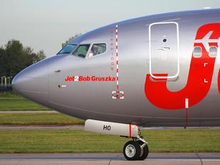 G-JZHO - Jet2 Boeing 737-800