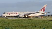 A7-BCW - Qatar Airways Boeing 787-8 Dreamliner aircraft
