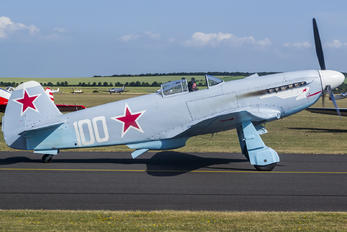 G-CGXG - Private Yakovlev Yak-3