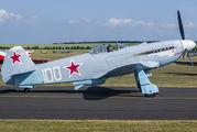 G-CGXG - Private Yakovlev Yak-3 aircraft