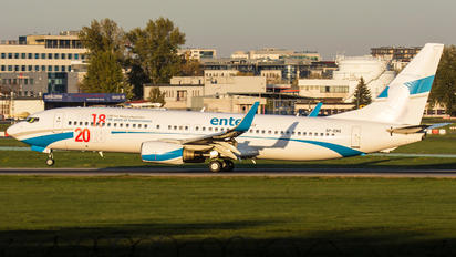 SP-ENX - Enter Air Boeing 737-800