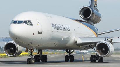 N293UP - UPS - United Parcel Service McDonnell Douglas MD-11F