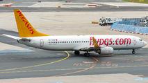 TC-AAO - Pegasus Boeing 737-800 aircraft