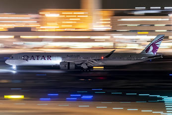 A7-ANA - Qatar Airways Airbus A350-1000