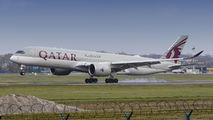 A7-ALO - Qatar Airways Airbus A350-900 aircraft