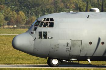 1508 - Poland - Air Force Lockheed C-130E Hercules